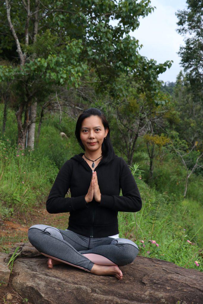 瑜伽課程導師 Atisha