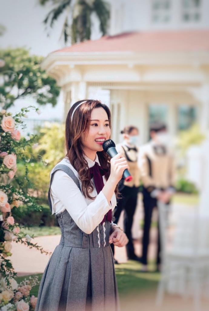 提升个人形象课程导师Iki Yeung
