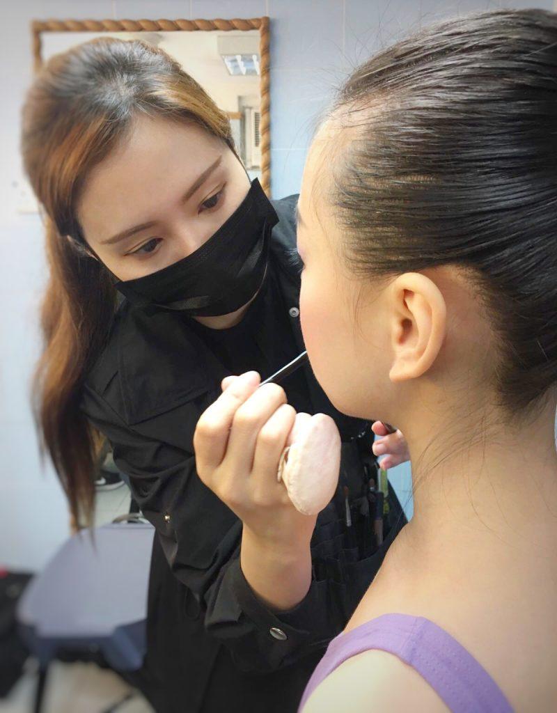 Iki Yeung 化妆相片