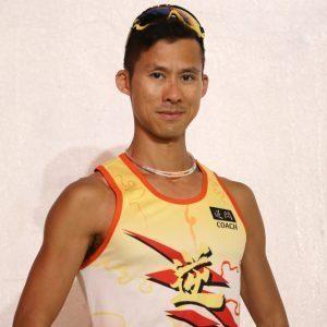 逆閃跑步教練 林偉熹